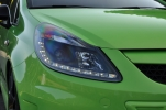 Opel Corsa OPC ulimate green
