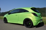 Opel Corsa OPC ulimate green